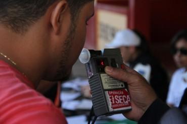 Operação Lei Seca flagrou 1.327 condutores alcoolizados em Rondônia em 2016
