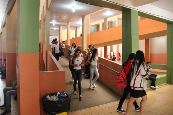 Escola João Bento da Costa , em Porto Velho