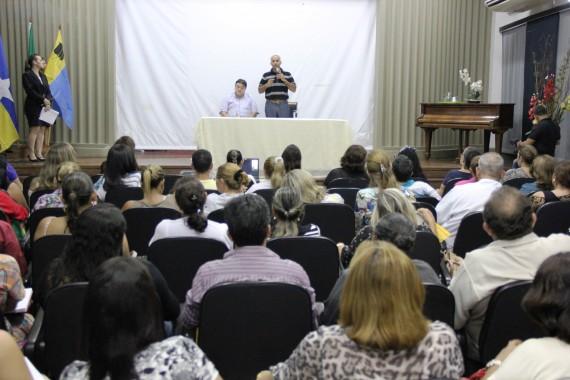 Secretários da Educação e da Saúde apresentaram Programa Saúde na Escola