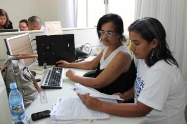 Servidores da Seas e cedidos por outras secretarias estão trabalhando dois períodos para agilizar o processo de análise dos inscritos.
