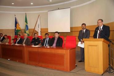Diretor da Polícia Civil, delegado Pedro Mancebo