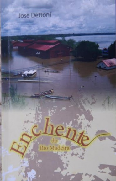 Livro enchente Rio Madeira