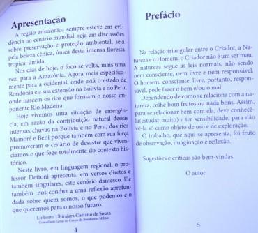 apresentação livro