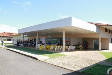 fachada do hospital