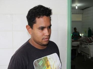 Jhone Moraes, morador  de Buritis