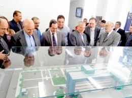 Governador Confúcio Moura e secretários durante lançamento do projeto
