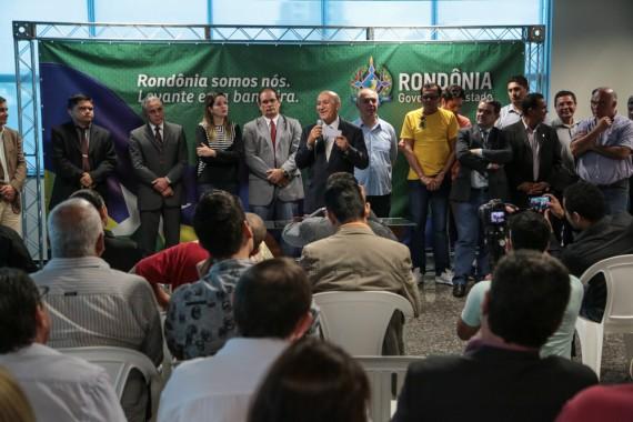Assinatura de Ordem de Serviço ecapeamento asfalto -de Porto velho 22-04--24