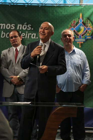 Assinatura de Ordem de Serviço ecapeamento asfalto -de Porto velho 22-04--25