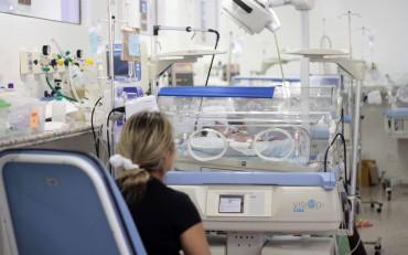 Internos da UTI neonatal dependem do leite captado pelo Banco