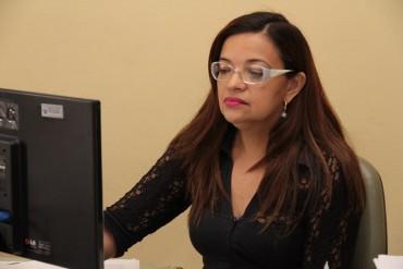 Nilda de Oliveira, coordenadora do Programa de Controle da Tuberculose