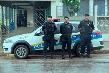 Escolas terão a presença de policiais militares