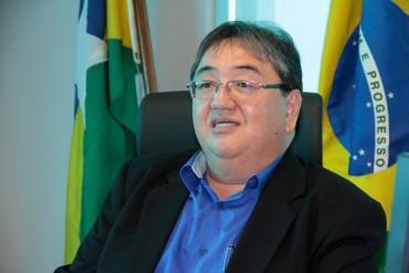 Secretário adjunto de Finanças, Franco Ono, explica como é realizado o pagamento de precatórios
