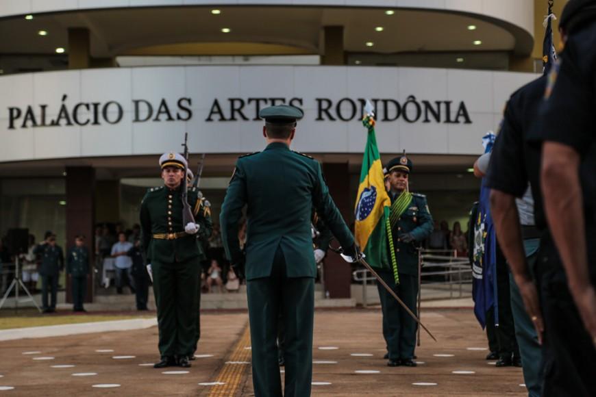 Solenidade Cívico-Militar _Tiradentes_ Palácio das Artes 20-04--31