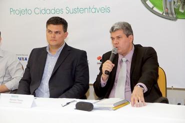 Vilson Machado fala sobre as ações da Sedam ao empresariado rondoniense