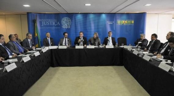 Secretários de Segurança discutem propostas para a redução de crimes violentos