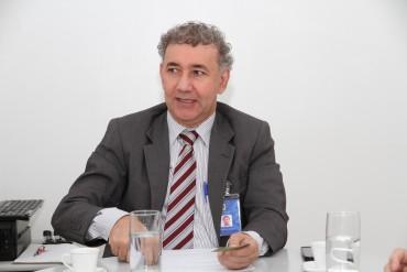 Edson Lemos, superintendente regional do Banco do Brasil