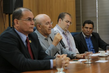 Governador se reuniu com radiologistas