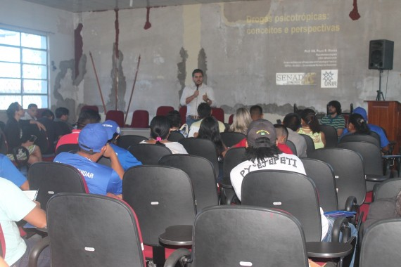 Superintendente da Paz, Thiago Flores,