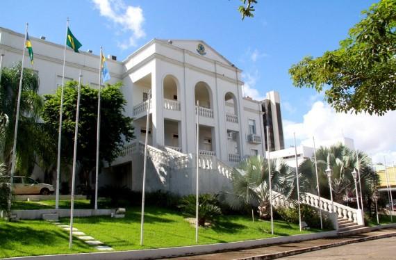 Palácio Presidente Vargas, em Porto Velho