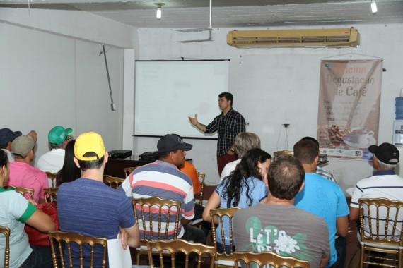 Elias Generoso fala sobre o café para produtores