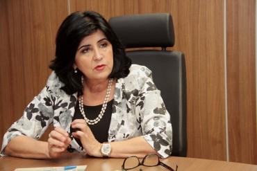 Helena Bezerra, superintendente da Searh