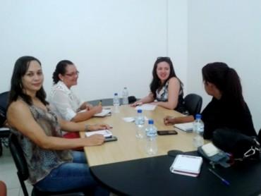 Equipes se reuniram para debater sobre assuntos do setor de tecnologia educacional da Seduc