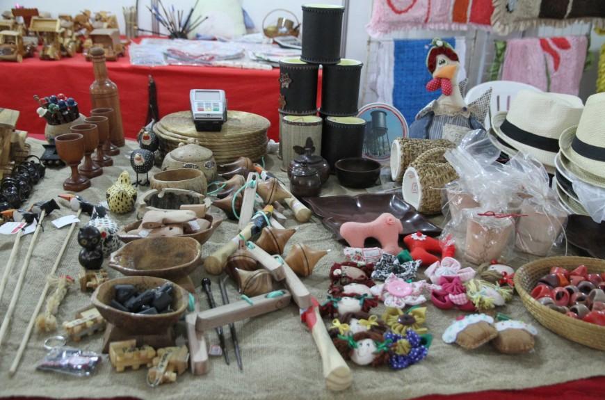 Artesanato produzido em Porto Velho