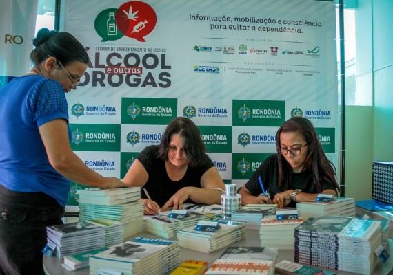 Material a ser distribuído na mobilização social em Porto Velho