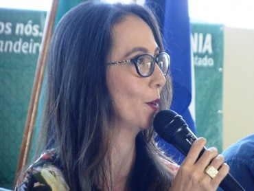 A promotora de Justiça Eiko Daniele defende atenção na segurança pública