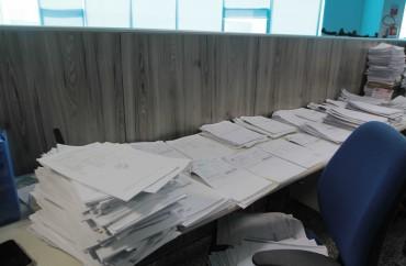 Documentos de servidores que atualizaram cadastro
