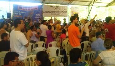 O IV Congresso da CPT está sendo realizado no Campus da Unir