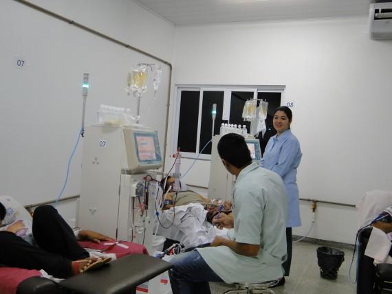 Centro de Diálise atende pacientes de toda região de Ariquemes