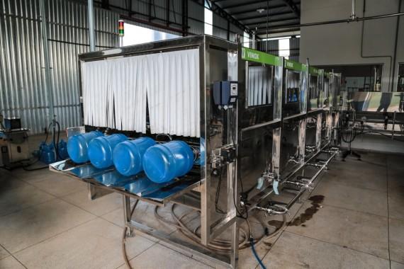 Envasadora de água mineral atenderá Guajará-Mirim e região