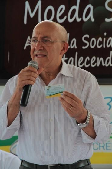 Banco do Povo foi criado pelo governador quando prefeito de Ariquemes