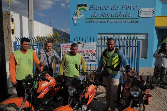 01-08-2015 Inauguração do Banco do Povo em Ariquemes - Ésio Mendes (15)