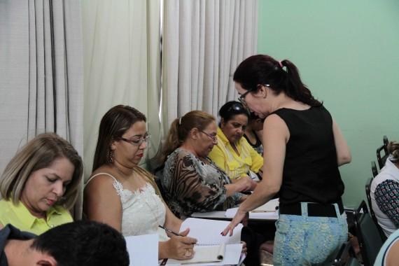 Capacitação acontece até esta sexta-feira no Rondon Palace Hotel, em Porto Velho