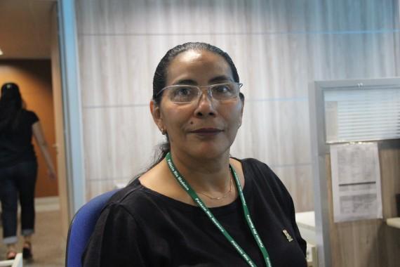 Maria Inês Alves Fernandes, coordenadora estadual do PSE