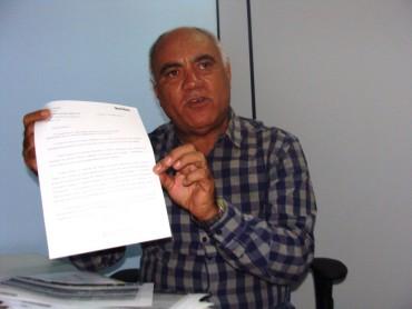 Coordenador Rui Vieira explica