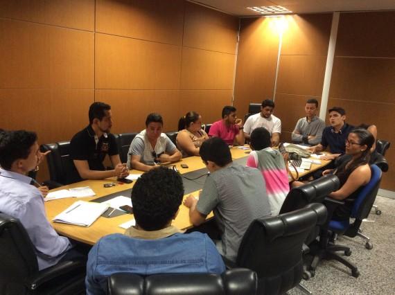 Reunião para Conferência da Juventude