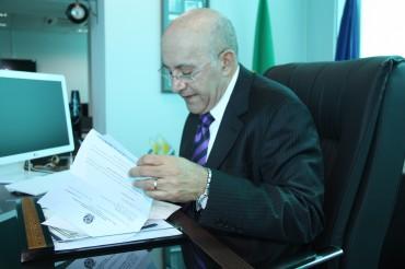 Governador assinou Carta