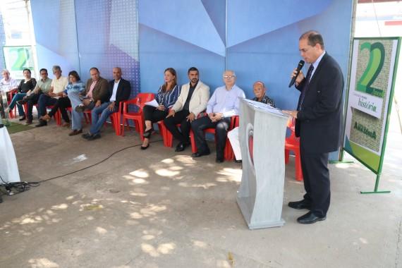 Vice-governador Daniel Pereira falou sobre a importância do jornal para Rondônia