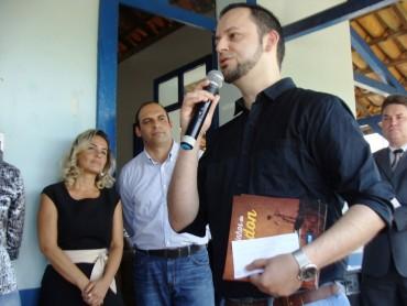 Superintendente de Turismo, Júlio Olivar