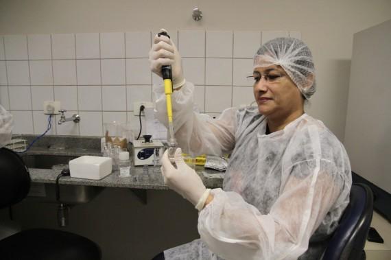Teste de endotoxina bacteriana em água para hemodiálise