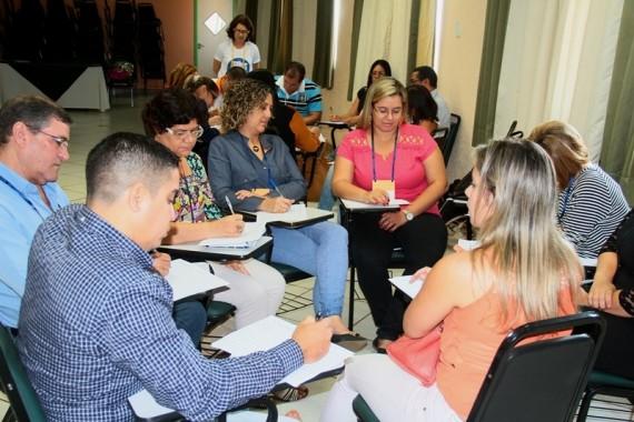 Primeiro Workshop do Conselho Multisetorial de Gestão de Pessoas