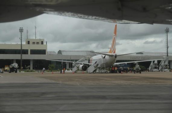 Aeroporto Jorge Teixeira, em Porto Velho