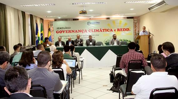 Seminário foi aberto pelo vice-governador Daniel Pereira