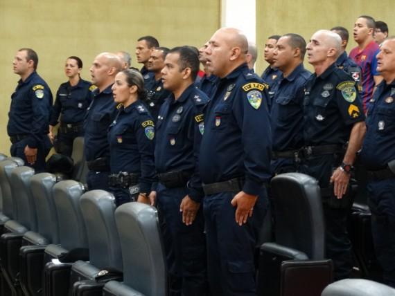 Policiais  serão capacitados a desenvolver ações de segurança em ambientes com baixa luminosidade