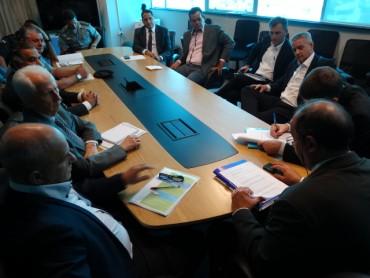 Reunião foi realizada na Sesdec