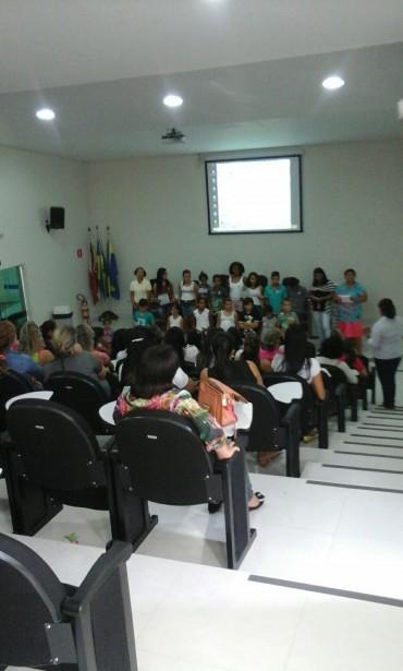 Evento foi realizado pela prefeitura de Ouro Preto do Oeste
