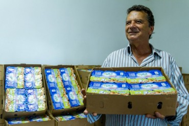 Agrovale produz iogurte